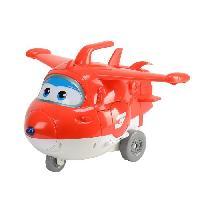 Figurine - Personnage Miniature SUPER WINGS Playset Avion Jett's Takeoff Tower + 1 figurine Jett Pop-Transform