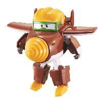 Figurine - Personnage Miniature SUPER WINGS Transforming TODD 12 cm - Saison 2