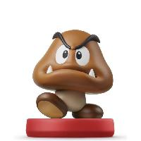 Figurine De Jeu Figurine amiibo Collection Super Mario - Goomba - Nintendo