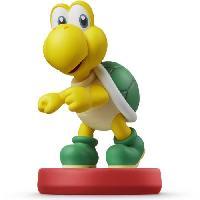 Figurine De Jeu Figurine amiibo Super Mario - Koopa Troopa