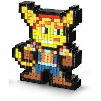 Figurine De Jeu Figurine lumineuse Pixel Pals - Ratchet et Lank- Ratchet