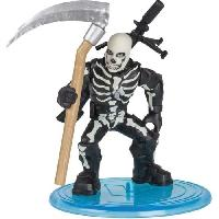 Figurine Miniature - Personnage Miniature FORTNITE Battle Royale - Figurine 5cm - Skull Trooper - Asmodee