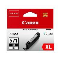 Fil Pour Imprimante 3d Canon Cartouche CLI-571XL Noire XL