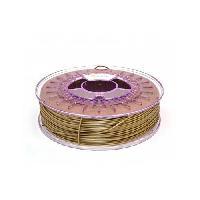 Fil Pour Imprimante 3d Chromatik Cartouche de filament PLA - 1.75 mm - Or - 750 g
