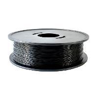 Fil Pour Imprimante 3d ECOFIL3D Filament PLA - 1.75 mm - 1 kg - Noir - Aucune