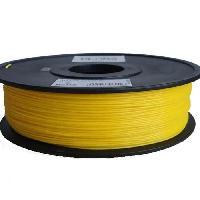 Fil Pour Imprimante 3d Filament pour Imprimante 3D HIPS - Jaune - 3 mm - 1kg