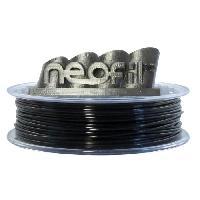 Fil Pour Imprimante 3d Filament pour Imprimante 3D PET-G - Noir Transperant - 1.75 mm - 750g