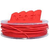 Fil Pour Imprimante 3d NEOFIL3D Filament pour Imprimante 3D HIPS - Rouge - 2.85 mm -750g