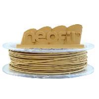 Fil Pour Imprimante 3d NEOFIL3D Filament pour Imprimante 3D WOOD - Bois Sombre - 1.75mm - 750g