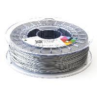 Fil Pour Imprimante 3d SMARTFIL Filament ABS - 1.75mm - Argent - 750g - Silverlit