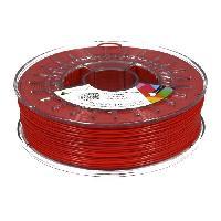 Fil Pour Imprimante 3d SMARTFIL Filament ABS - 1.75mm - Rouge - 750g