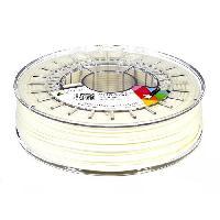 Fil Pour Imprimante 3d SMARTFIL Filament ABS - 2.85mm - Blanc - 750g