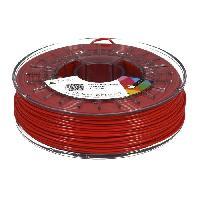 Fil Pour Imprimante 3d SMARTFIL Filament ABS - 2.85mm - Rouge - 750g