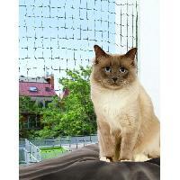 Filet - Grille  De Protection Filet de protection pour chat 4x3m - Trixie