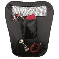Filet - Grille  De Protection TRIXIE Cloison pliable pour voiture - 60 et 44x69cm - Noir - Pour chien