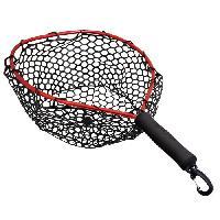 Filet De Peche Filet KayaketBelly Net 40x32 - Noir et rouge