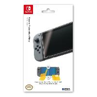 Film De Protection Ecran Filtre de protection Ecran pour Nintendo Switch - Hori