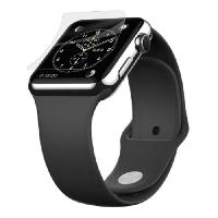 Film De Protection Telephone Protection ecran pour Apple Watch - 42mm - Transparent