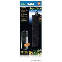 Filtration - Pompe EXO-TERRA Mousse épaisse filtre de rechange - Pour Repti Clear F 350 - Exo Terra