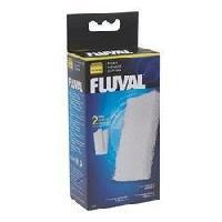 Filtration - Pompe FLUVAL 2 blocs de mousses 106 - Pour aquarium