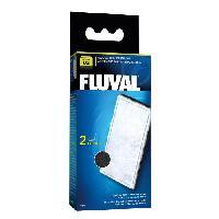 Filtration - Pompe FLUVAL 2 filtres polycarbone A470 - Pour aquarium