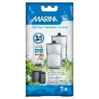 Filtration - Pompe MARINA Paquet de 2 cartouches de filtration pour i110 et i160