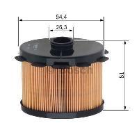 Filtre A Carburant Filtre Gasoil N1703 1457431703