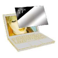 Filtre De Confidentialite - Filtre Anti-discretion URBAN FACTORY - Filtre de confidentialité pour ordinateur portable - 17 pouces