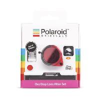 Filtre Photo POLAROID ORIGINALS 4690 - Set de filtres pour Appareils i-Type Polaroid Originals OneStep - Multicouleur