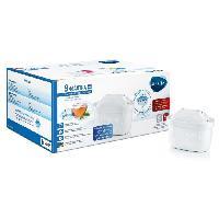 Filtre Pour Carafe Filtrante BRITA Pack de 9 cartouches MAXTRA+ pour carafes filtrantes