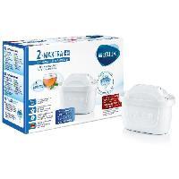 Filtre Pour Carafe Filtrante Pack de 2 cartouches MAXTRA+ pour carafes filtrantes