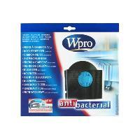 Filtre Pour Hotte Filtre WPRO CHF303-1 a charbon actif pour hotte - anti odeurs