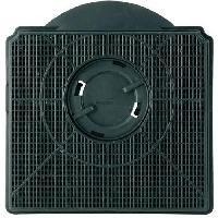 Filtre Pour Hotte Filtre a charbon H 40mm x L 210 mm x l 215 mm - Generique
