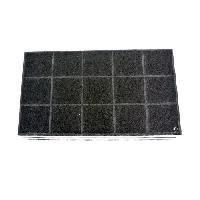 Filtre Pour Hotte Lot de 2 filtres a charbon Brandt et Thermor - Generique