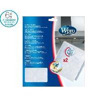 Filtre Pour Hotte WPRO - Filtre hotte avec indicateur de saturation