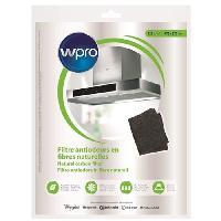 Filtre Pour Hotte WPRO NCF201 Filtre antiodeurs universel