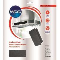Filtre Pour Hotte WPRO UCF017 Filtre a charbon actif universel pour hotte