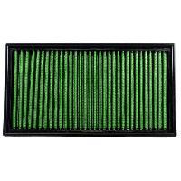 Filtre air universel Filtre Universel Entree 75mm Longueur 140mm - K6.75 - Green