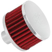 Filtre air universel Filtre air de remplacement - universel - 1p VENT 3p DIA. 2p Height - 62-1170 K&N