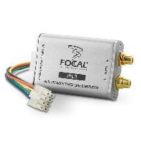 Filtres Audio & DSP Hilo - Adaptateur 2 canaux des lignes haut-parleurs en RCA > Hilo V2