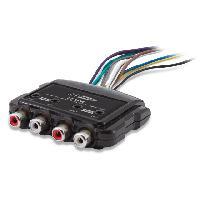Filtres Audio & DSP Micro convertisseur de sortie de ligne a 4 canaux - Caliber