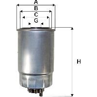Filtres a Essence Filtre Carburant WIX WF8499 compatible avec Chrysler Voyager 4 Fiat Freemont