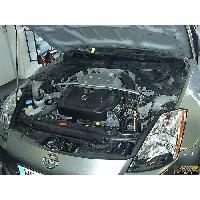 Filtres air - Kits Admission Boite a Air Carbone Dynamique CDA compatible Nissan 350Z 3.5 V6 - Bmc
