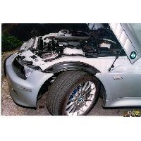 Filtres air - Kits Admission Boite a Air Carbone Dynamique CDA compatible avec BMW Z3 -e36e37- 3.0 ap 99