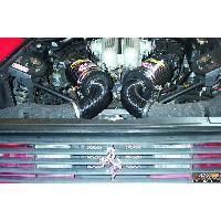 Filtres air - Kits Admission Boite a Air Carbone Dynamique CDA compatible avec Ferrari 348 ap 90