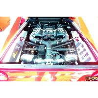 Filtres air - Kits Admission Boite a Air Carbone Dynamique CDA compatible avec Ferrari F355 ap 90