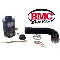Filtres air - Kits Admission Boite a Air Carbone Dynamique CDA compatible avec Fiat 500 1.4 16V 100 Cv - livre sans cache moteur