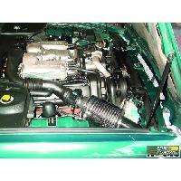 Filtres air - Kits Admission Boite a Air Carbone Dynamique CDA compatible avec Jaguar XJR 4.0
