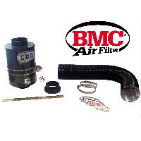 Filtres air - Kits Admission Boite a Air Carbone Dynamique CDA pour Audi A3 8P 2.0 FSI ap 03 Bmc