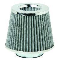 Filtres air - Kits Admission Filtre Air de Remplacement - Universel - 4 Bagues - Gris - ADNAuto